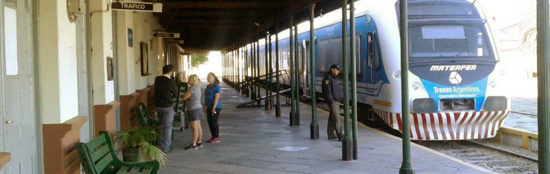 Despejen vías y estaciones, que aún hay trenes en Entre Ríos
