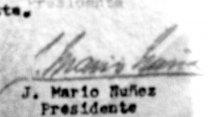 Justo Mario Nuñez