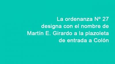 Martín Ernesto Girardo