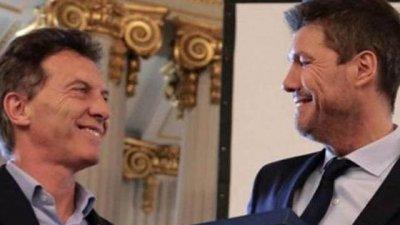 ¿A alguien le importa que Macri y Tinelli se junten?