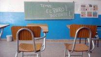 La educación pública no es un negocio, y eso se nota
