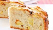 Torta súper fácil de manzanas