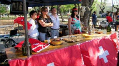 Esta tarde, 5ª Fiesta del Inmigrante