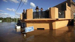 Confirmaron las familias con subsidios por inundaciones