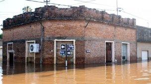 Para Google, Concordia está inundada