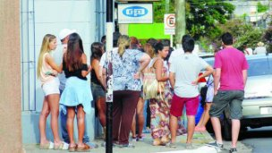 """Esperan """"gran concurrencia"""" a las próximas noches de carnaval"""
