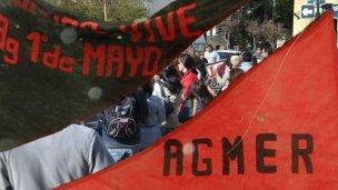 Ruptura interna en AGMER: ellos no se van