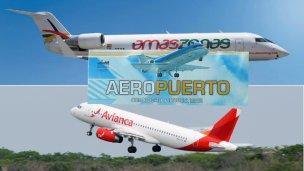 Dos empresas buscan reactivar el aeródromo