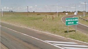 Fatal accidente en Ruta 14: murió una concordiense