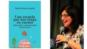 Docente concordiense presenta su libro sobre educación
