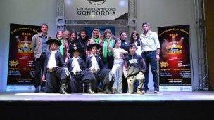 Concordia busca nuevos talentos