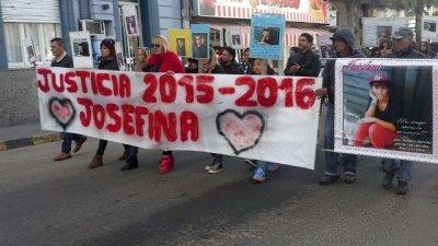 Un año sin Josefina: la causa está parada