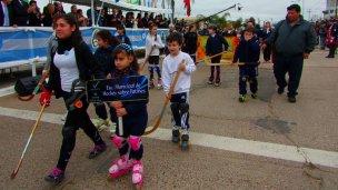 Inaugurarán la 1° Escuela Municipal de Hockey sobre Patines