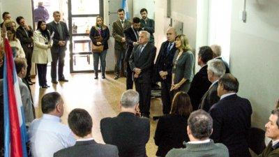 En Tribunales de Concordia funciona una Mesa de Información Permanente