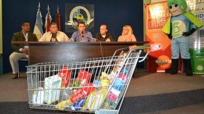 La Municipalidad acordó una Canasta Básica con supermercados de Concordia