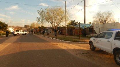 Enfrentamiento entre familias dejó un muerto y un herido grave