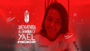 Yael Oviedo jugará en España
