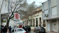"La ""Casa de los Gurises"" sufrió un incendio"