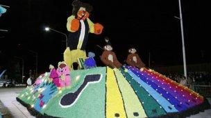 ECU considera posponer el desfile de carrozas