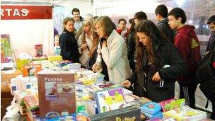 ¿Dónde se realizará la Feria del Libro de Concordia?