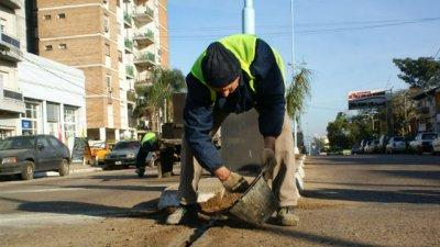 Licitaron por 20 millones la repavimentación de dos avenidas