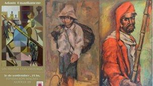 Las obras de Guaglianone tendrán su exposición
