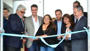 Inauguraron el Centro Preventivo Local de Adicciones