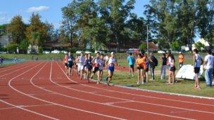 El atletismo entrerriano competirá en Concordia