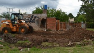 ¿Qué harán con las casas en zonas inundables de Concordia?
