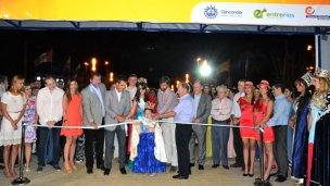 Cresto inauguró la Fiesta de la Citricultura con un llamado a la unidad