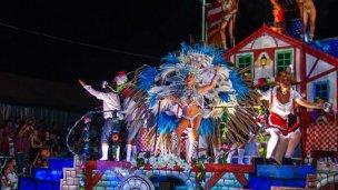 Todo listo para el Carnaval de Concordia