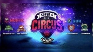 Super 4: Estudiantes ya tiene rival y horario