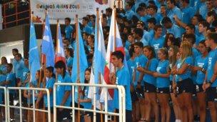 Cinco concordienses, al campus pre olímpico