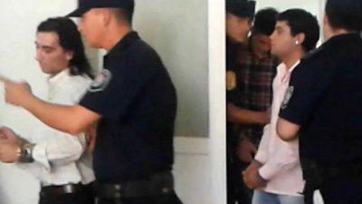 Fuego cruzado entre las familias, en juicio por el crimen de los Caprile