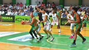 Difícil victoria del Verde ante Atenas de Córdoba