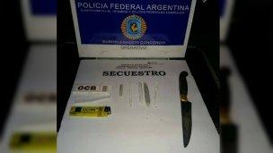 Detuvieron a un uruguayo que transportaba marihuana