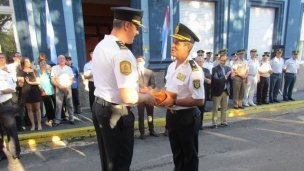 Passarello opinó sobre el cambio de Jefe de Policía