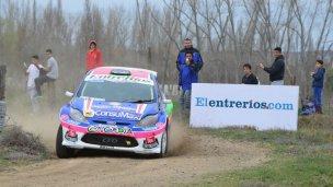 """Cutro, """"muy feliz"""" por el podio en Tucumán"""