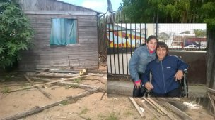 Sin hogar, piden que Bordet los ayude