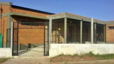La escuela recibirá 9 aulas nuevas