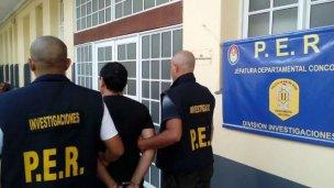 Detuvieron a un hombre que tenía pedido de captura