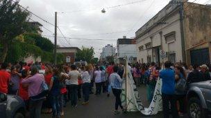 Nueva marcha pide la renuncia de un funcionario