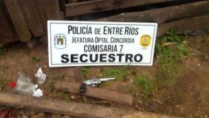 Dispararon contra un colombiano y fueron detenidos