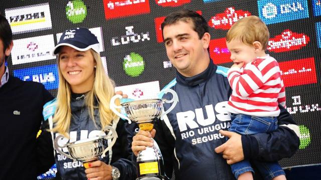 Ayer se presentó el Rally de Argentina
