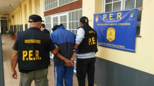 Detuvieron al presunto autor del asesinato en la zona sur