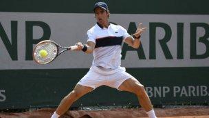 Choque rioplatense en Roland Garros, con un concordiense