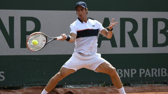 Resultados de los argentinos en Roland Garros