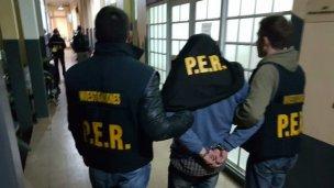 Detuvieron al presunto asesino de Alalí