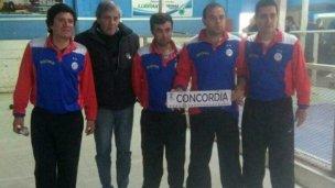 Concordia fue campeona y representará a la provincia