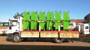 La Municipalidad redobla la apuesta con nuevos contenedores
